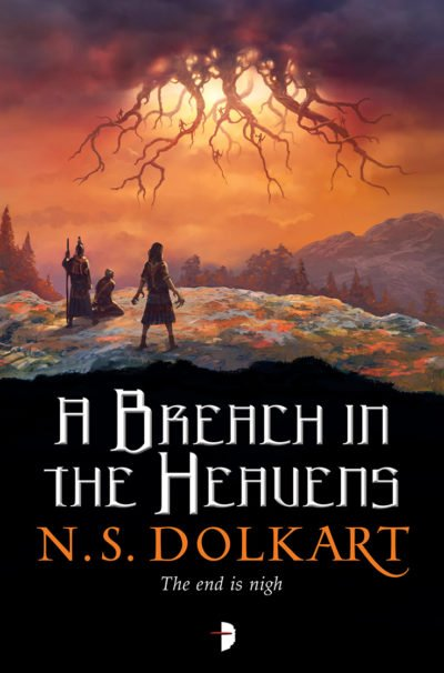 A Breach in the Heavens by NS Dolkart