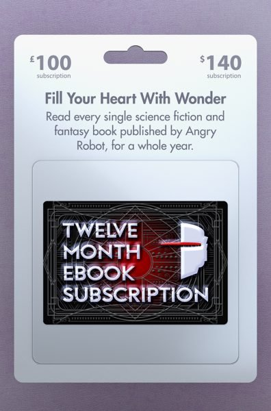 AR 12 Month Subscription Gift Card
