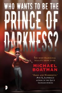 Who Wants To Be The Prince of Darkness?