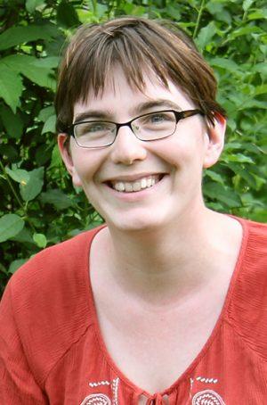 Angry Robot author, Ada Hoffman