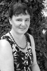 Angry Robot Author, Anna Kashina