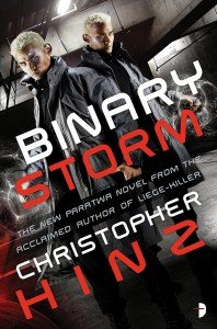 Binary Storm by Christopher Hinz