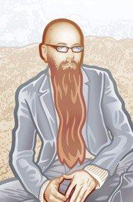 Angry Robot author Brett Savory