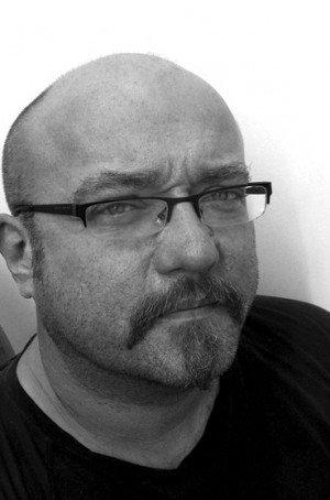 Angry Robot author Dan Abnett