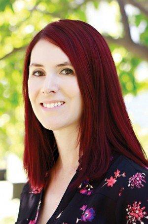 Angry Robot author Danielle L Jensen