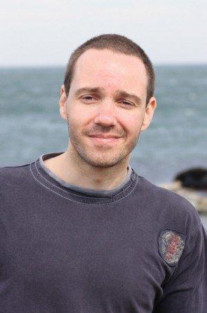 Angry Robot author David Tallerman