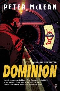 Dominion by Peter McLean
