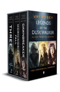 Legends of the Duskwalker by Jay Posey