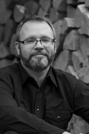 Angry Robot author Eric Scott Fischl
