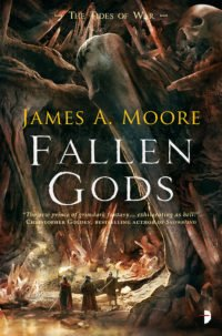 Fallen Gods by James A Moore