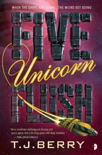 Five Unicorn Flush by TJ Berry