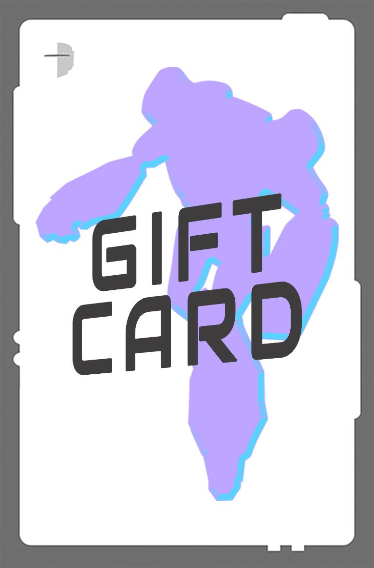 Ebook Gift Card
