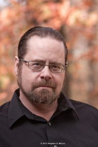 James A Moore, Angry Robot Author