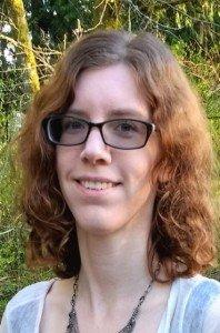 AR author Jasmine Gower
