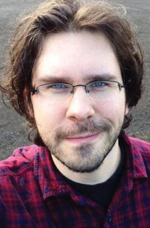 Angry Robot author Joseph Brassey