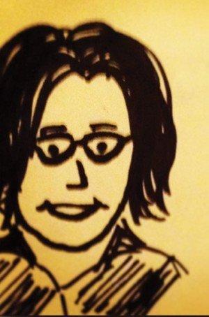 Angry Robot author Kameron Hurley