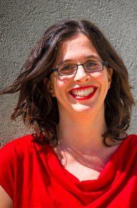 AR author Keren Landsman
