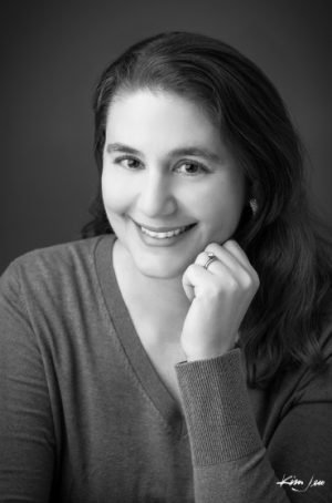 AR Author Lauren C Teffeau