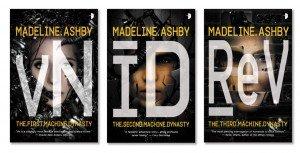 Machine Dynasty Trilogy 2017