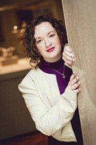 Author headshot for Madeline Ashby