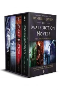 The Malediction Trilogy Boxed Set by Danielle L Jensen