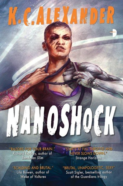 Nanoshock by KC Alexander