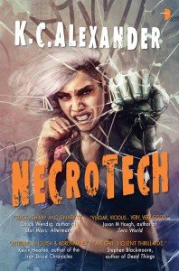Necrotech by K. C. Alexander