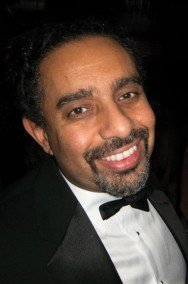 Angry Robot author Ramez Naam