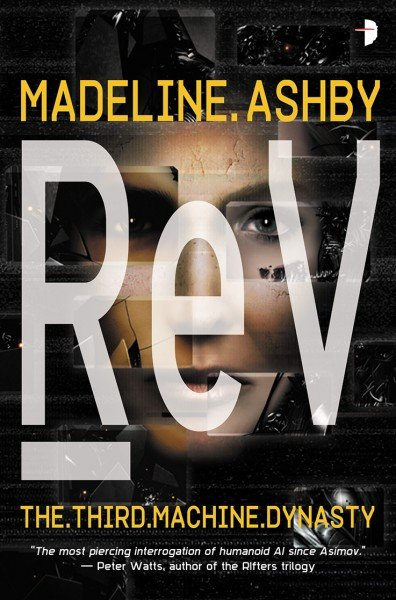 ReV by Madeline Ashby