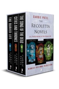 The Recoletta Novels by Carrie Patel