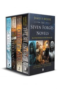 The Seven Forges Novels by James A Moore