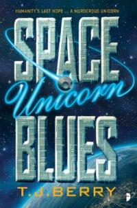 Space Unicorn Blues by TJ Berry