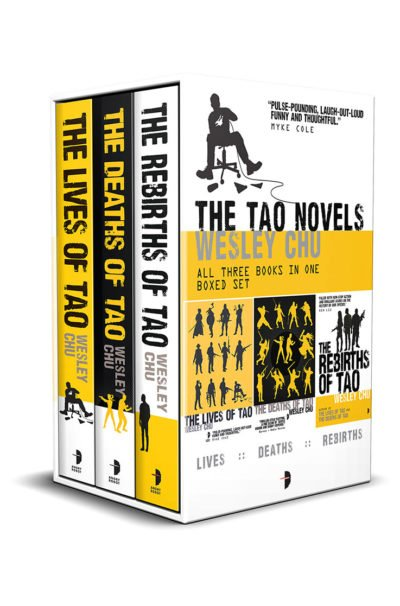 The Tao Novels by Wesley Chu