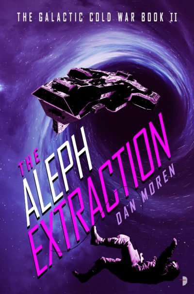 The Aleph Extraction by Dan Moren cover image