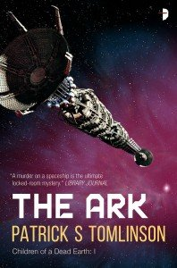 The Ark (2017) by Patrick S Tomlinson