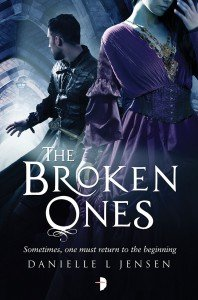 The Broken Ones by Jen Williams