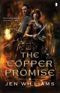The Copper Promise by Jen Williams (US/CAN)
