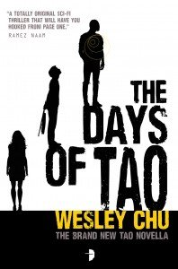 The Days of Tao by Wesley Chu (ebook cover)