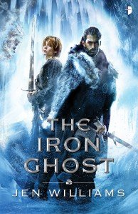 The Iron Ghost by Jen Williams (US/CAN)