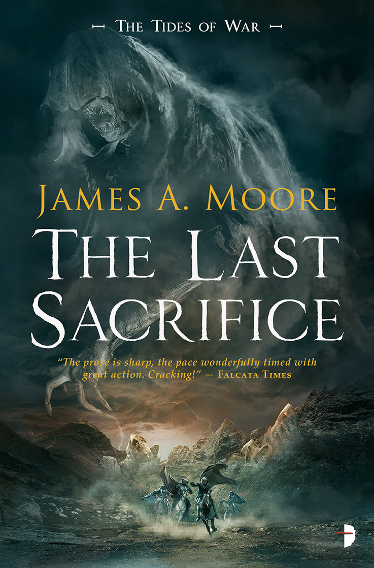 The Last Sacrifice by James A Moore