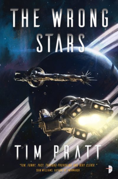 The Wrong Stars by AR author Tim Pratt