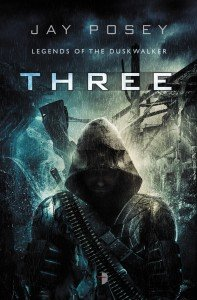Three, by Jay Posey, artwork by Stephen Mayer-Rassow