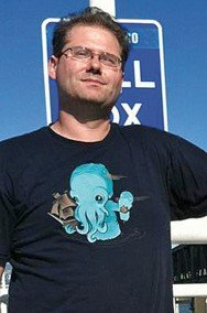 Angry Robot author Tim Pratt