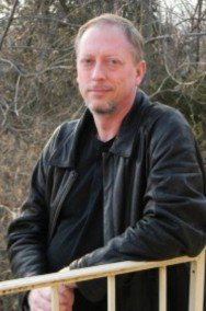 Angry Robot author Tim Waggoner