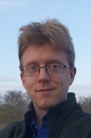 AR author Tristan Palmgren