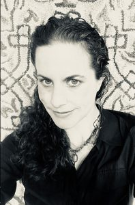 Angry Robot author Wendy Trimboli