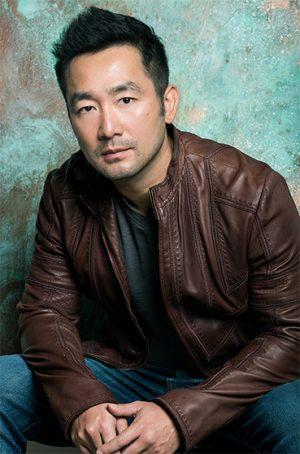 Angry Robot author, Wesley Chu