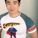 Author headshot for Wesley Chu